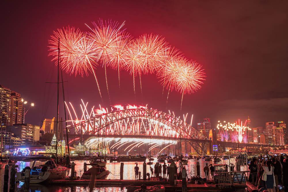 Kerst vieren Australie