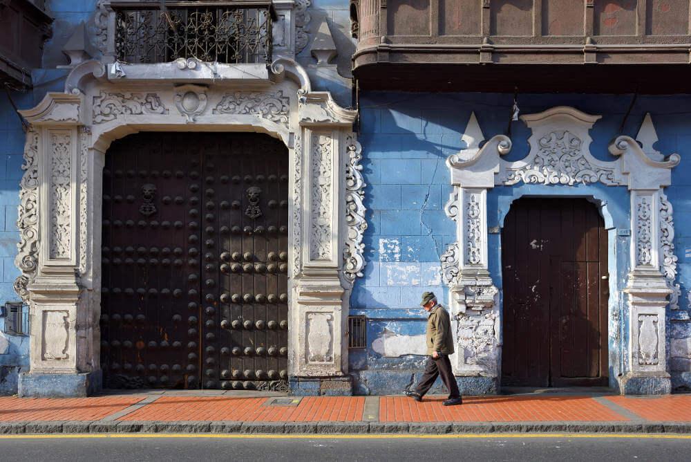 Lima Centro in Peru