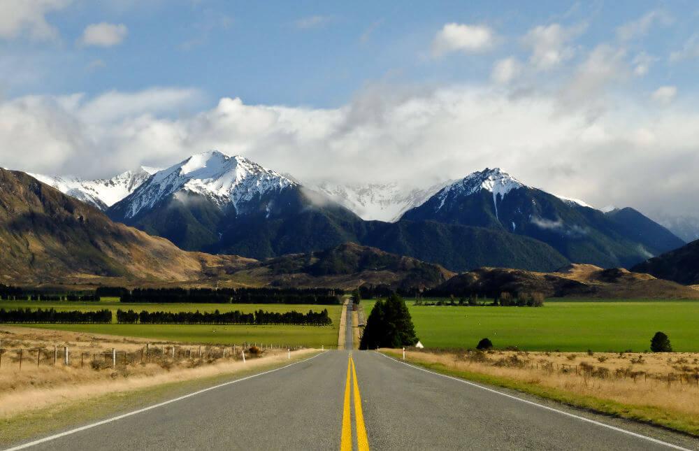 Roadtrip Nieuw Zeeland door Arthurs Pass
