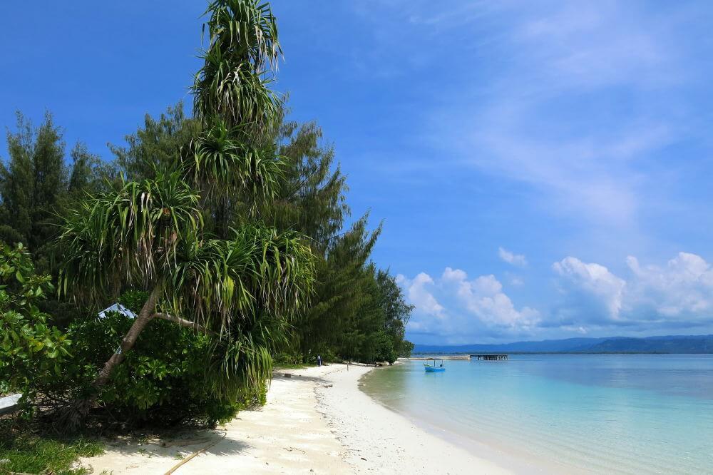 strand Molukken