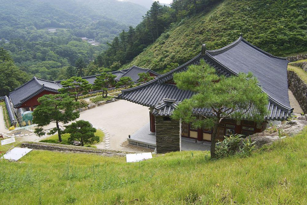 Bezienswaardigheden Zuid-Korea