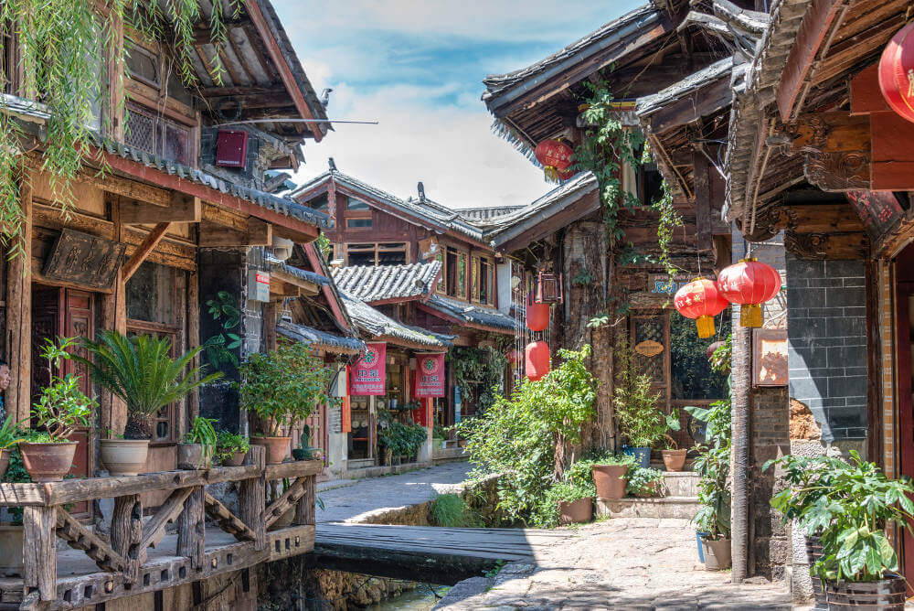 vakantie China