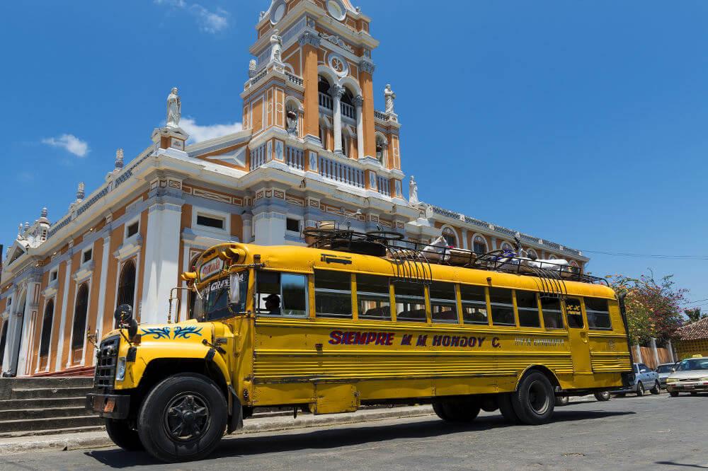 Vervoer Nicaragua
