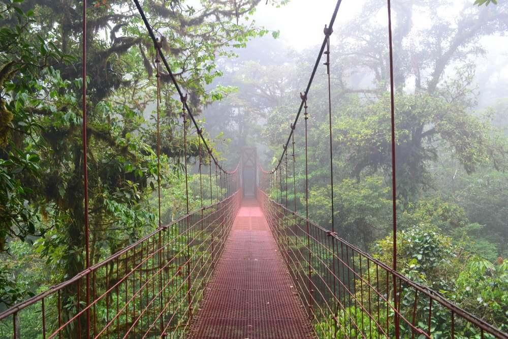 beste reistijd voor Costa Rica