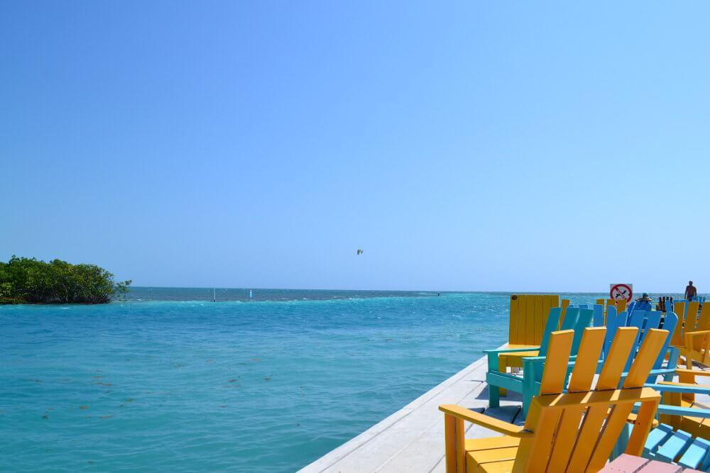 Kitesurfen Belize