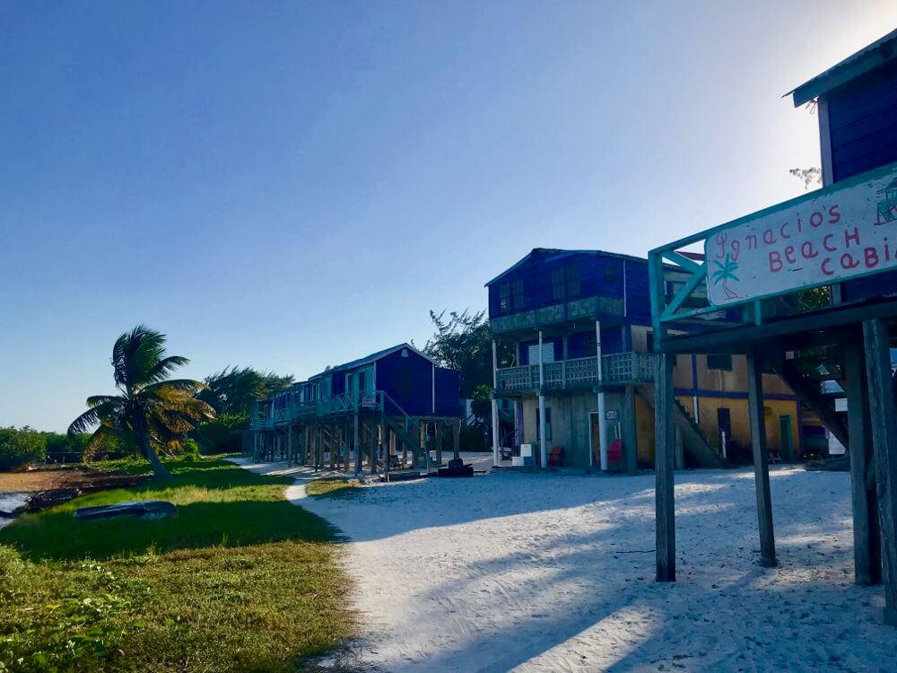 Ignacio's Beach Cabins
