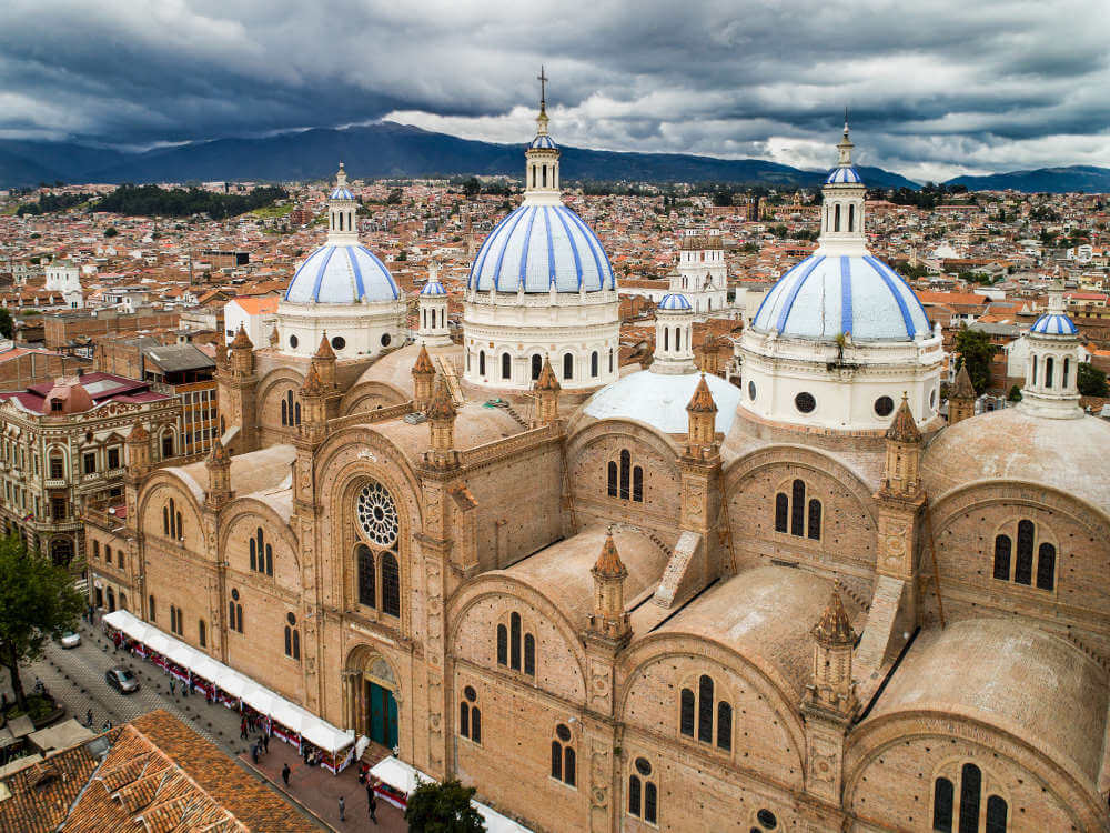 New Cathedral in Cuenca