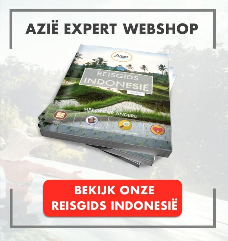 Banner reisgids Indonesie