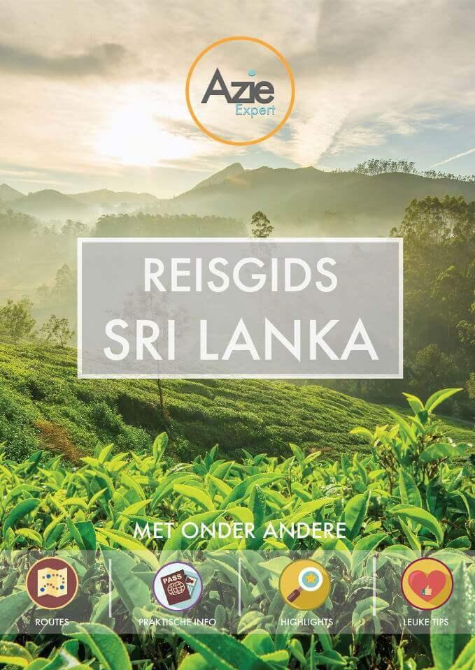 digitale reisgids Sri Lanka