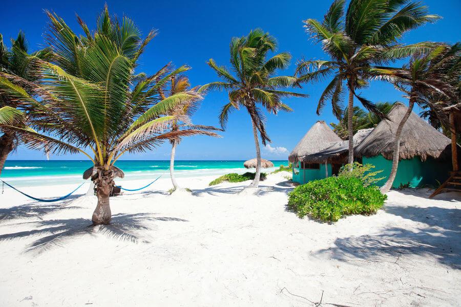 Beste reistijd voor Mexico