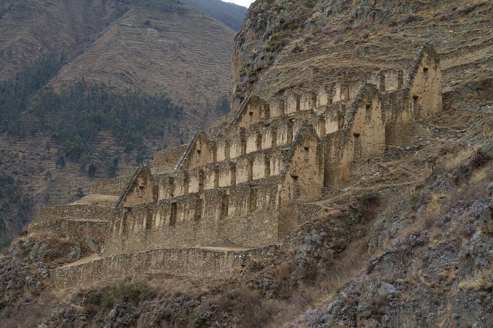 Ruïnes Peru