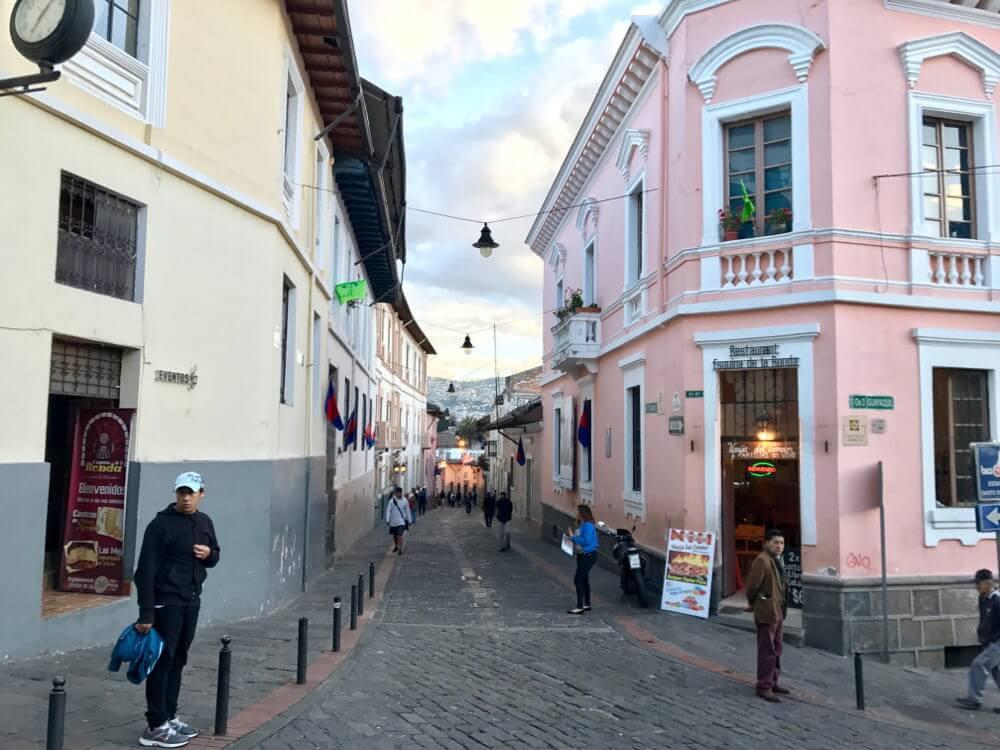 Quito, La Ronda