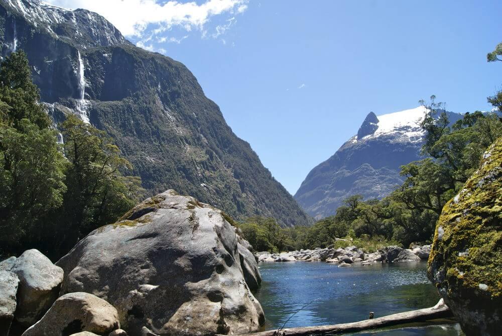 Monkey Creek, Nieuw-Zeeland