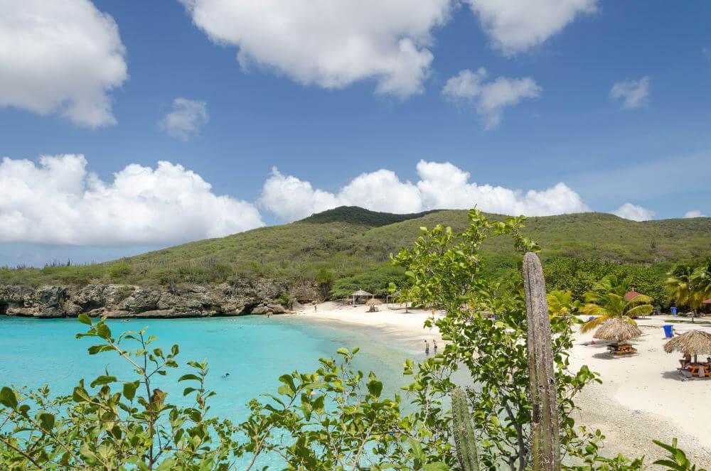 Stranden van Curacao