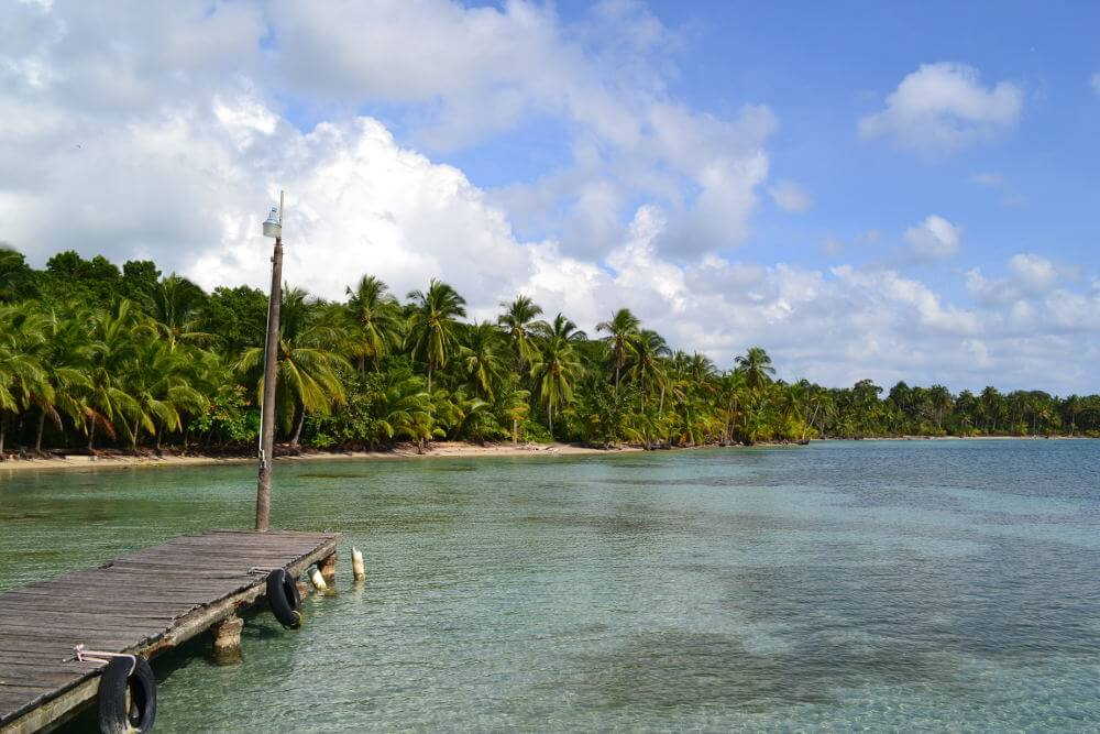naar Bocas del Toro