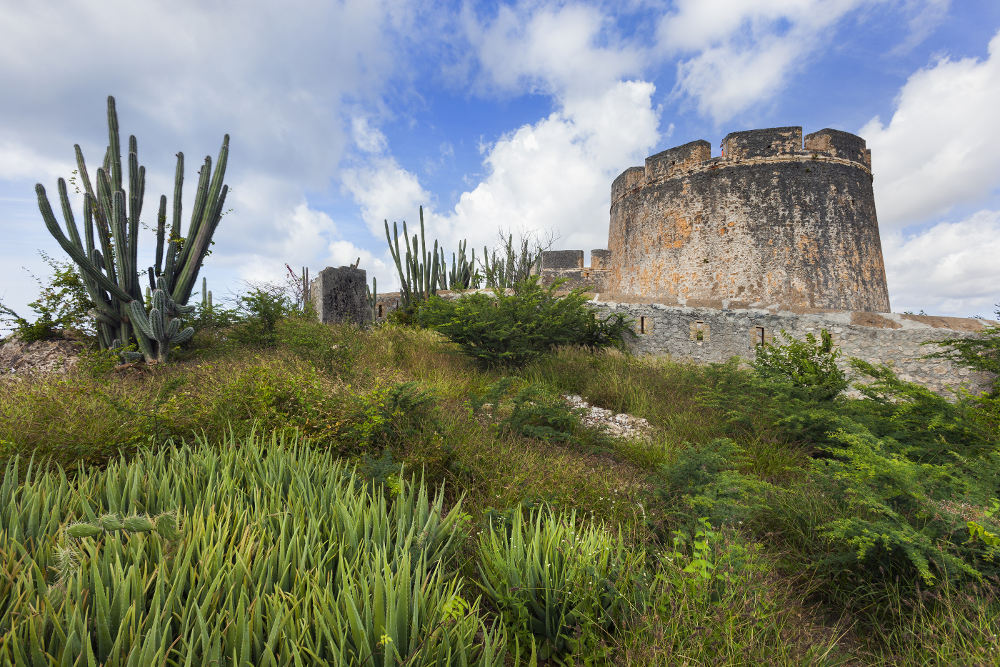 Fort Beekenburg in Curacao