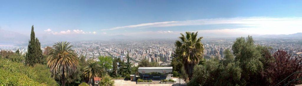 Bezienswaardigheden in Santiago