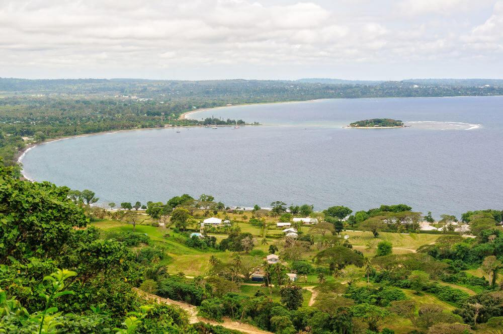 Mele Bay Vanuatu