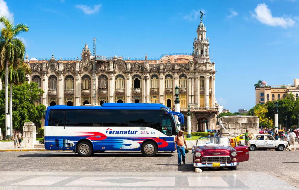 Vervoer in Cuba
