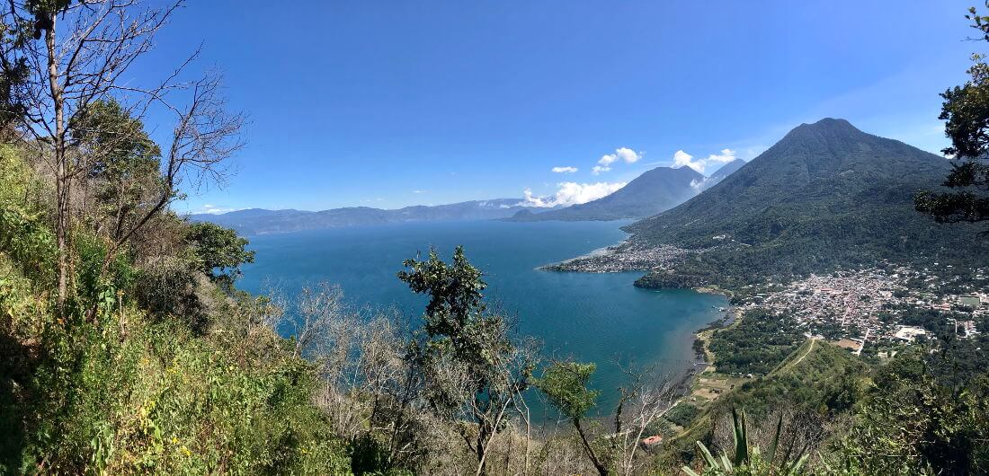 Indian's Nose Lake Atitlan