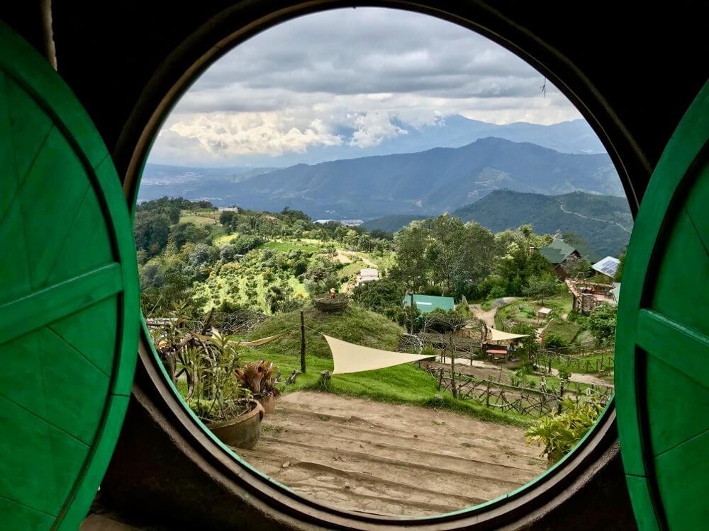 Hobbitenango Antigua