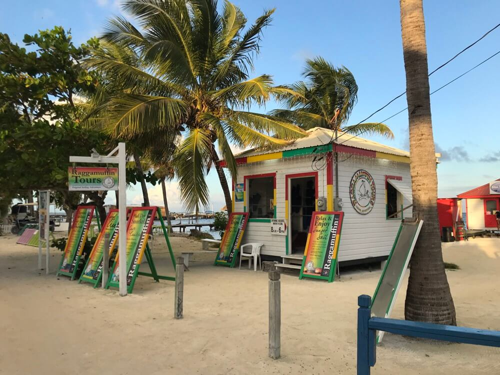 Raggamuffin kantoor Belize