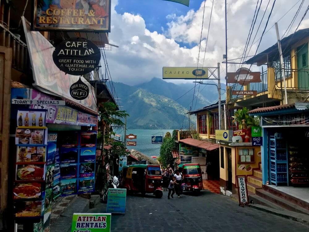 San Marcos Lake Atitlan