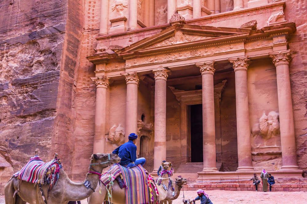Beste reistijd voor Jordanie