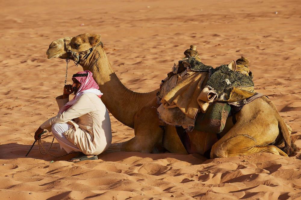 Beste reistijd voor Jordanië