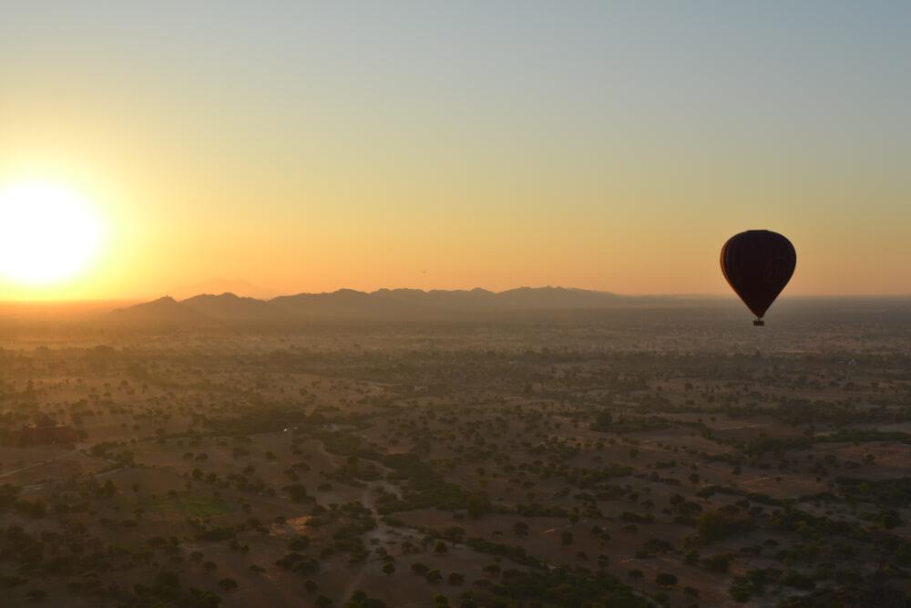 Ballonvlucht Bagan