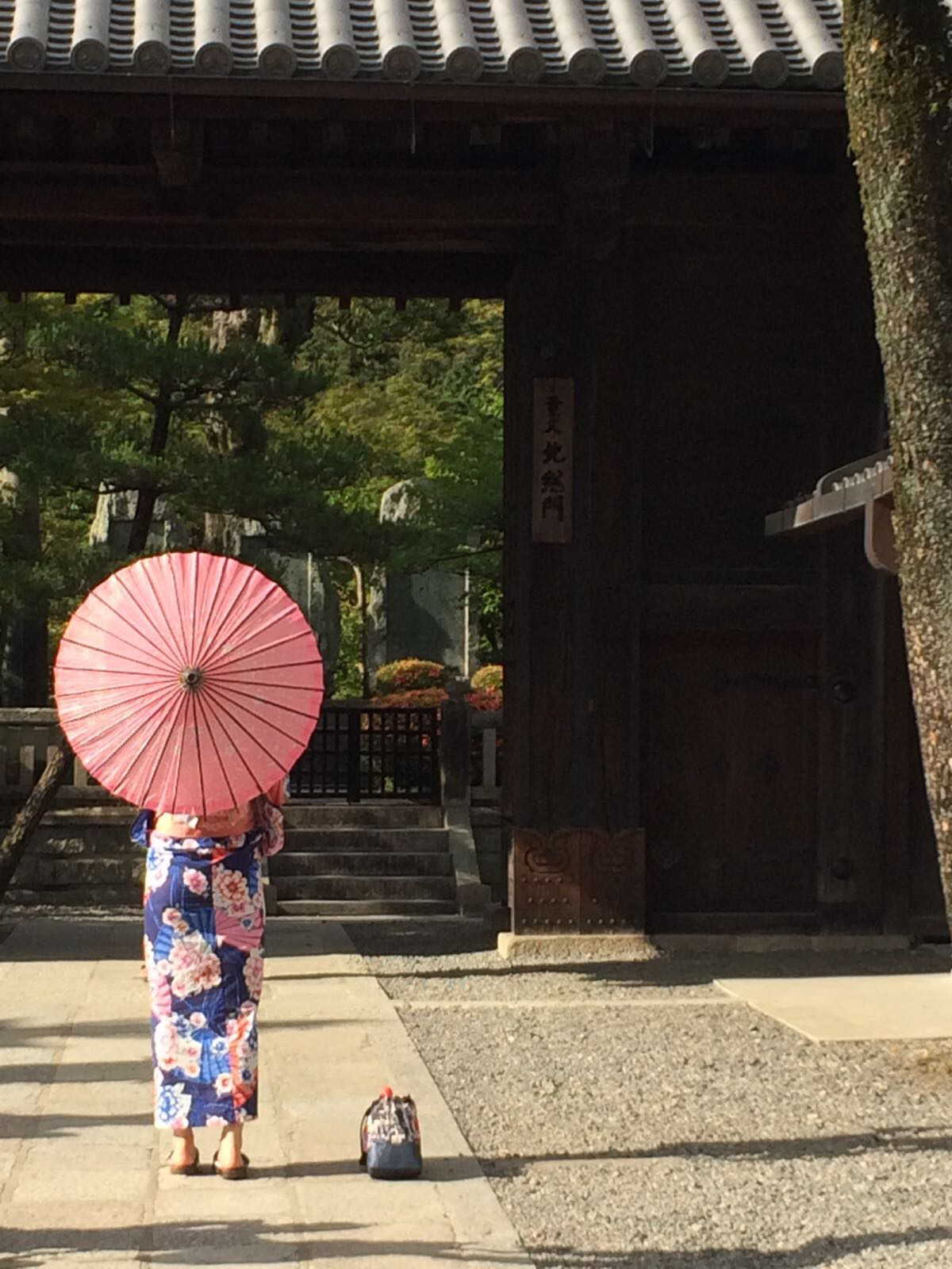 Een Geisha in Kyoto