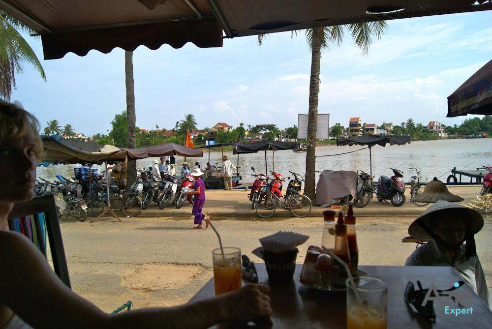 Ties in Hoi An Vietnam