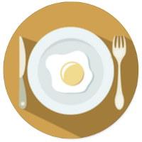Icon eten