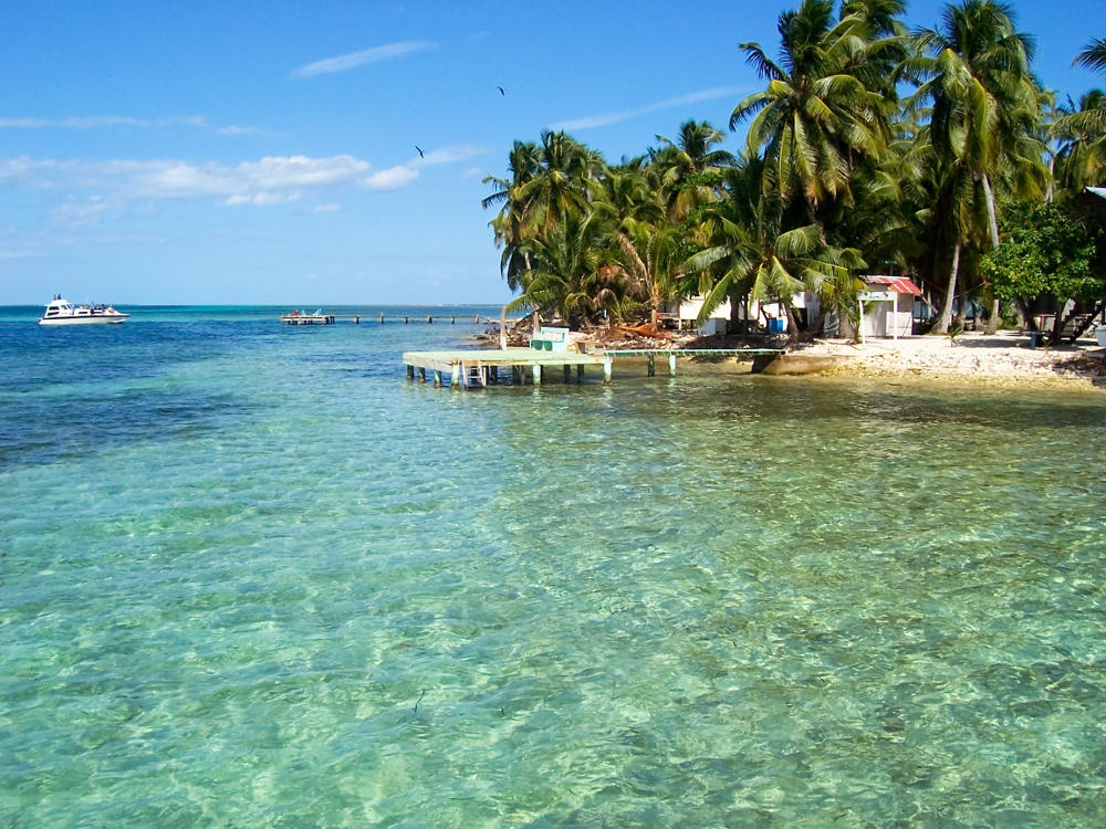 Raggamuffin Tour, Tobacco Caye