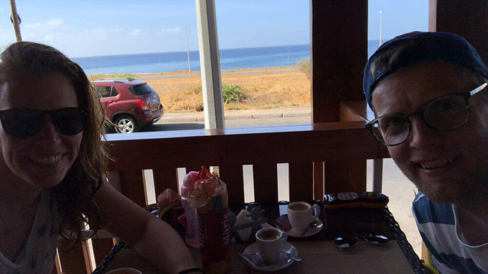 Praia ontbijt