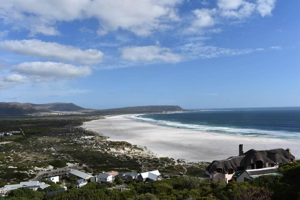 Stranden van Kaapstad