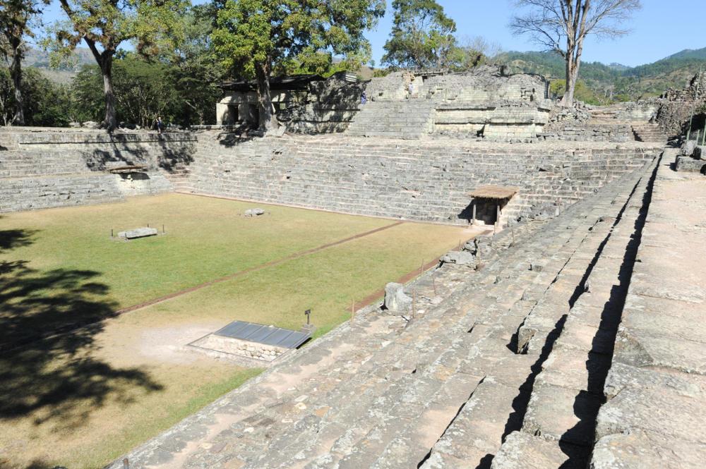 Copán Ball Court