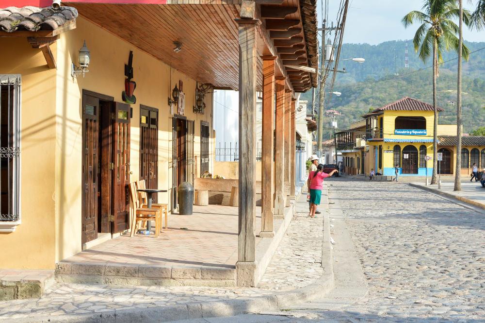 Veiligheid in Honduras