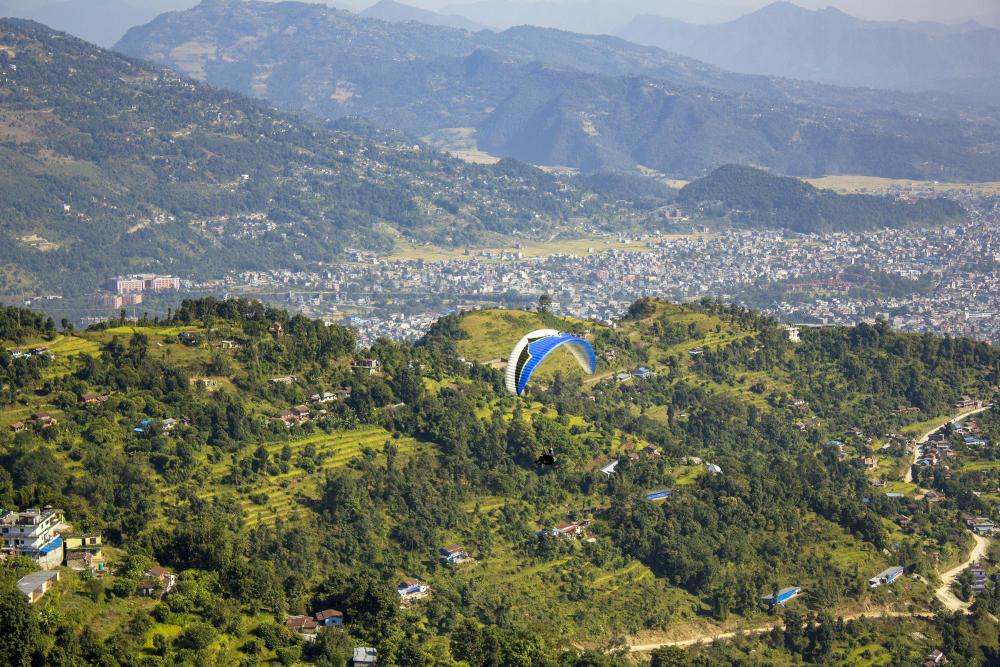 Doen in Nepal