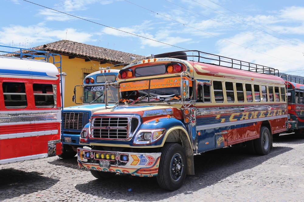 Route dor Honduras