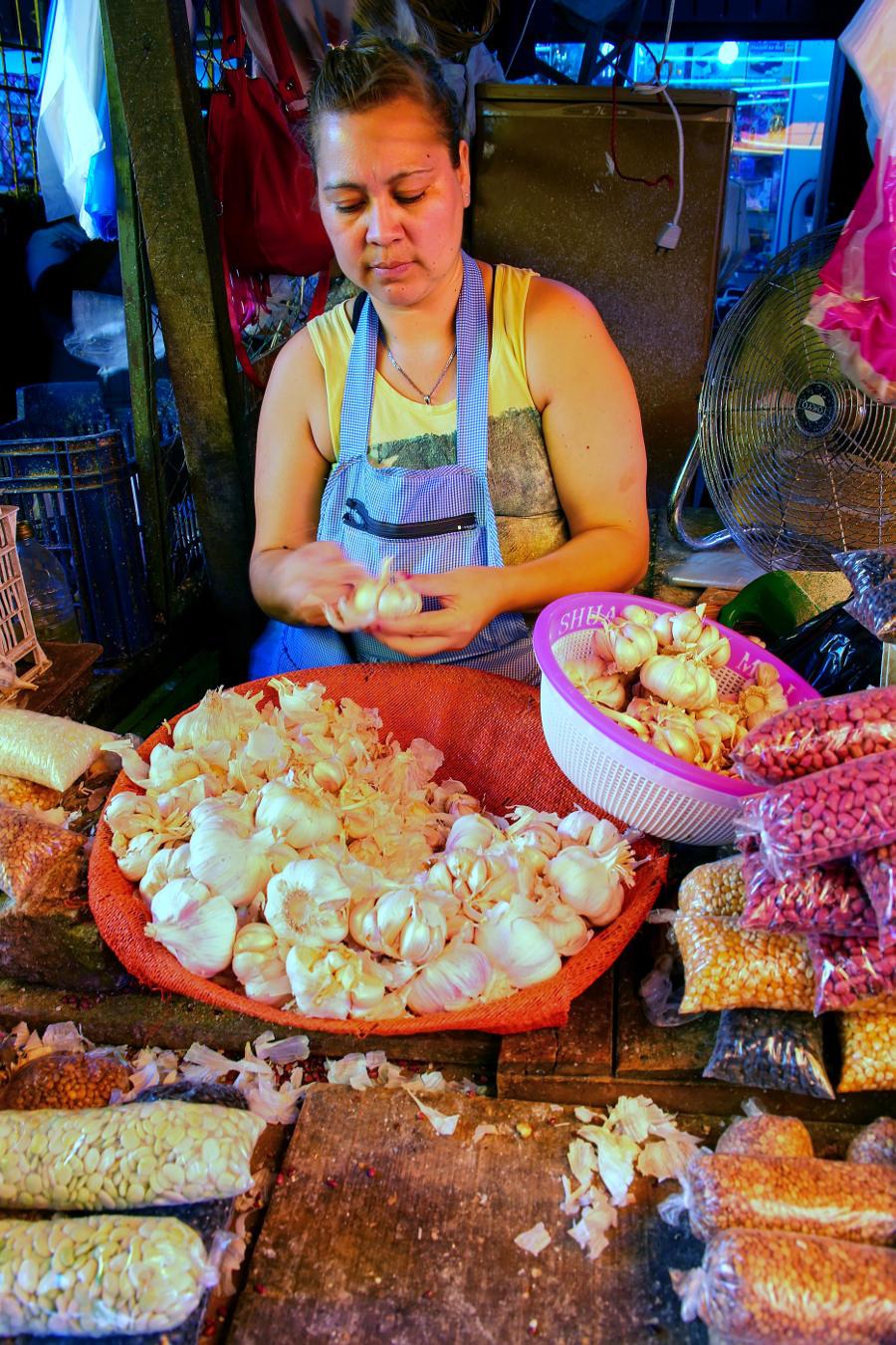 markt in Asunción