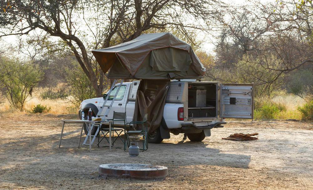 Vervoer in Botswana