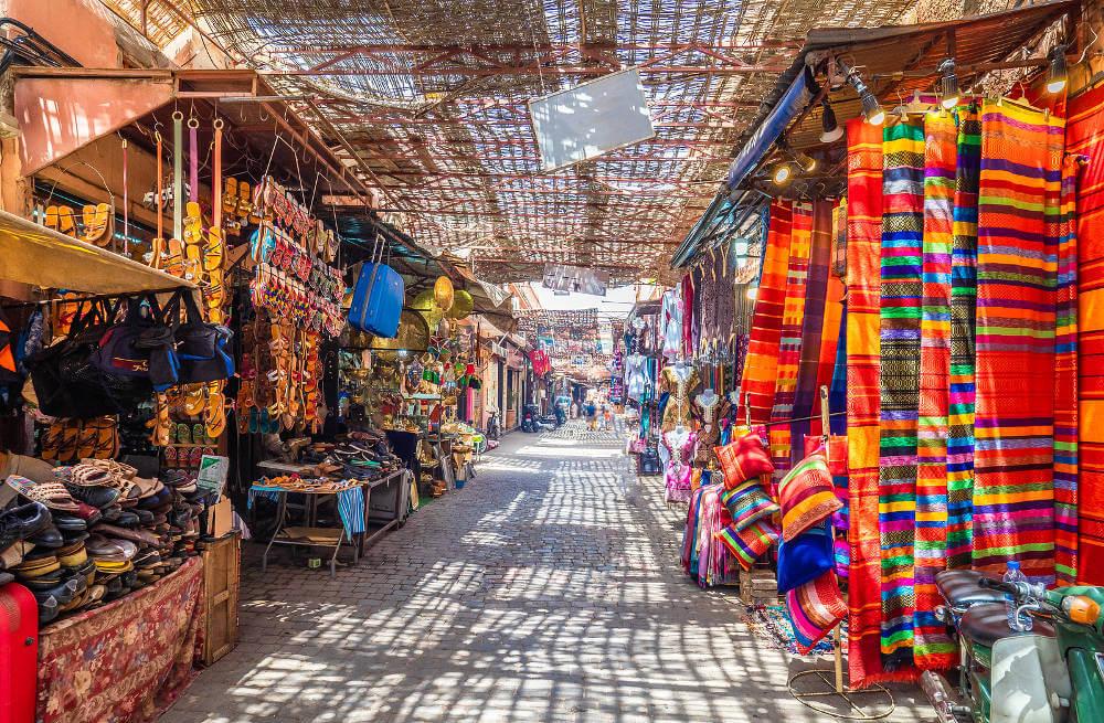 Backpacken in Marokko