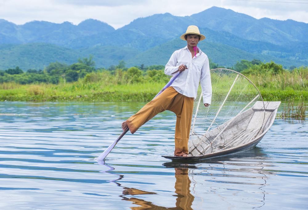 Doen in Myanmar
