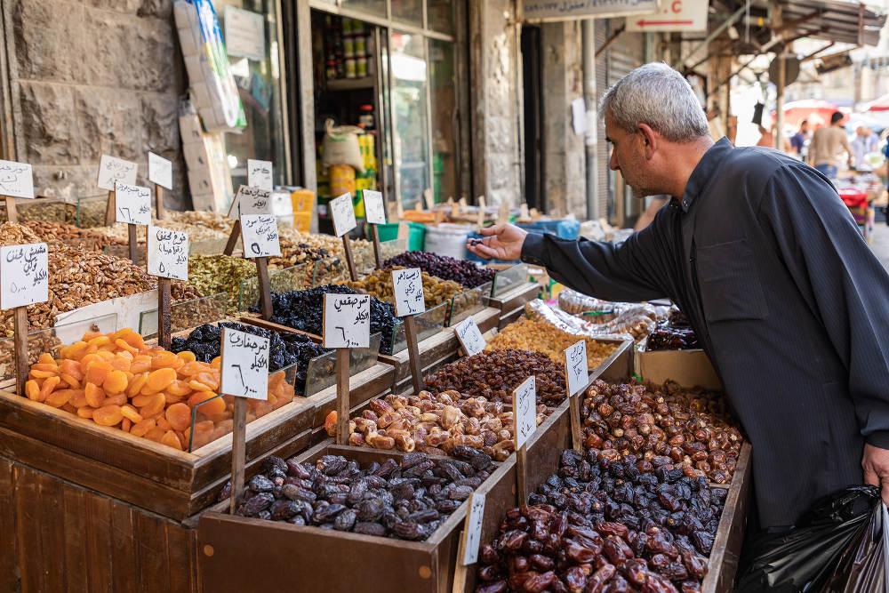 Budget voor Jordanië