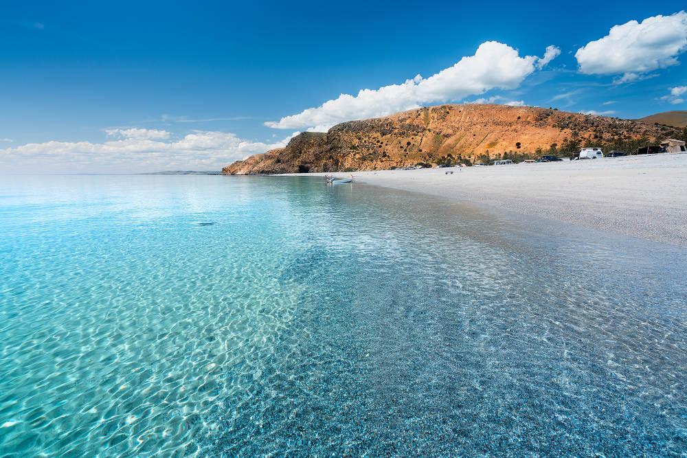 Stranden van Australië