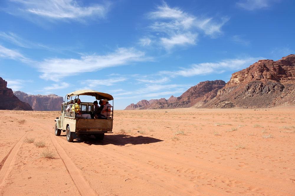 Vervoer in Jordanië