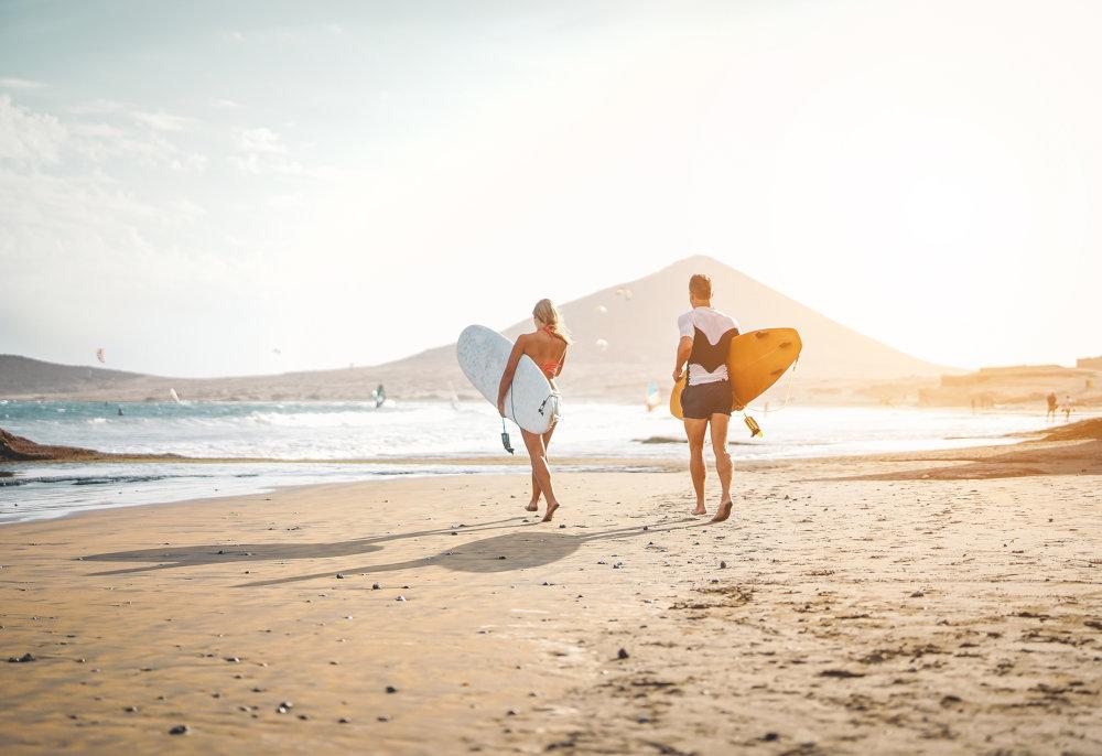 surfen in australie