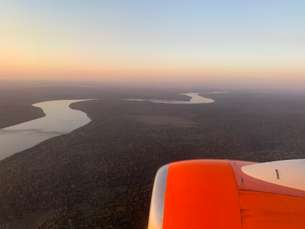 vliegen naar Foz de Iguazu