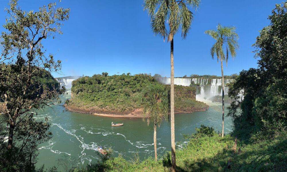 Iguazu falls Argentinië